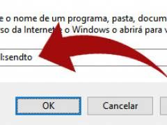 Como personalizar o menu Enviar para no Windows 10